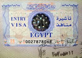 visa vào Ai cập